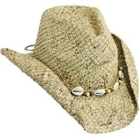 Dorfman Pacific Outback Straw Hat