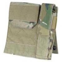 Eagle Industries Administrative Pouch w/ Flashlight Pocket - MOLLE Style