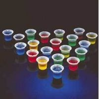Eagle Thermoplastic Beaker Cups, Polystyrene B150-100