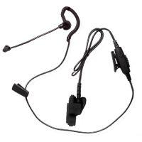 Earhugger Safety Pro Long Boom Motorola
