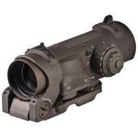 Elcan Specter Dual Role 1x/4x Optical Sight CX5396 Illuminated Crosshair Reticle 7.62mm Flat Dark Earth DFOV14-T2