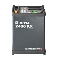Elinchrom Digital 2400RX Lighting 220V Power Pack