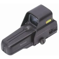 EOTech 517 A65 Holographic Weapon Sight (HWS) Buttons On Left Side w/ Raised 7mm Base (517.A65/1) for M4 & M16