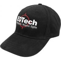 EOTech Gear Black Hat w/ Color EOTech Logo
