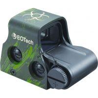 EOTech Z2 Zombie Stopper Red Dot Holographic Sight, Z Pattern Biohazard Reticle