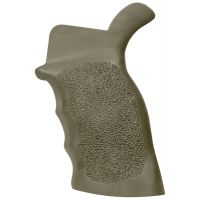 Ergo Grip AR15/M16 Olive Drab Green Tactical Deluxe Gun Grip - Ambidextrous 4045-OD
