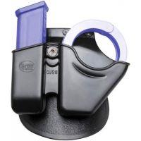 Fobus Handcuff / Mag Combo - Sig 357/.40 & Ruger SR9 CU9GSRB