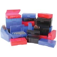 Frankford Arsenal 222-223 50 and 100ct. Ammo Boxes
