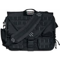 GPS Tactical Padded Briefcase with Handgun Holster