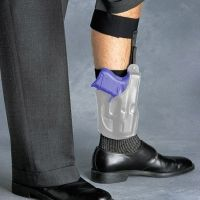 Galco Ankle Glove Calf Strap for Ankle Glove or Lite Holsters