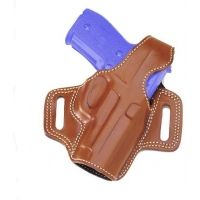 Galco FX Suede Lined Belt Holster for Glock 26
