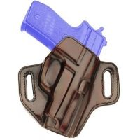 """Galco Royal Deluxe Right Hand Belt Holster for Colt 3"""" 1911"""