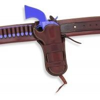 Galco Trail Boss Left Hand Holster for Colt Single Action Army 7.5""