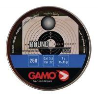 Gamo Air Rifles Gamo Roundball Pellets .22 Caliber 250 Per Tin 632032554