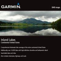 Garmin U.S. Inland Lakes microSD/SD card GPS Map