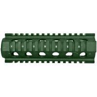 Global Military Gear AR 15 / M4 Aluminum Quad Rail