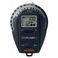 Gossen Digiflash Light Meter 2