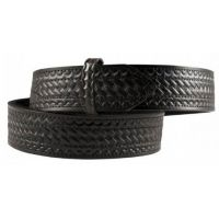 Size Gould /& Goodrich F//LB49-46W E-Z Slide Duty Belt Black Weave