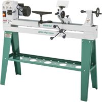 Grizzly Industrial Wood Lathe | Free Shipping over $49!