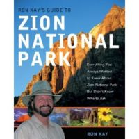 W.W. Norton & Co: Ron Kay's Guide To Zion National Park