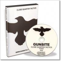 Gun Video DVD - Close Quarter Tactics X0357D