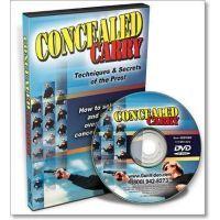 Gun Video DVD - Concealed Carry X0109D