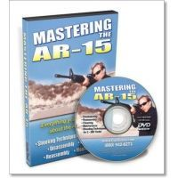 Gun Video DVD - Mastering the AR-15 with Lenny Magill X0160D