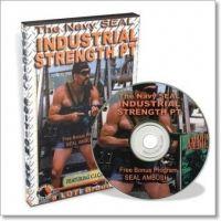 Gun Video DVD - Navy Seal Industrial Strength PT X0151D