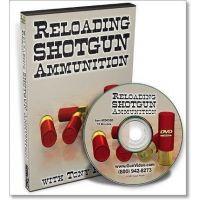 Gun Video DVD - Reloading Shotgun Ammunition X0033D