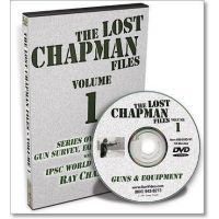 Gun Video DVD - The Lost Chapman Files - Volume 1 X0119D