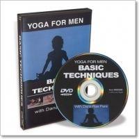 Gun Video DVD - Yoga For Men - Basic Techniques X0225D