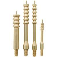 Gunslick Benchrest Brass Jag Tips .338 Caliber Box Of 6 91210G