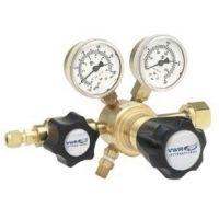 Harris Calorific High-Purity Single-Stage Gas Regulators, Brass 3001145