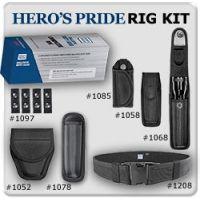 Heros Pride Ballistic Duty Gear Rig-8 Pc