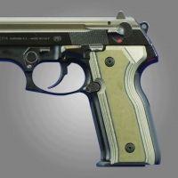 Hogue Beretta Cougar 8000 - 8040 - 8357 Handgun Grip G-10
