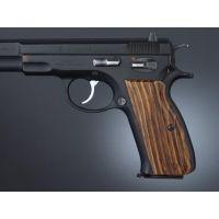 Hogue CZ-75, CZ-85 Handgun Grip Coco Bolo 75810