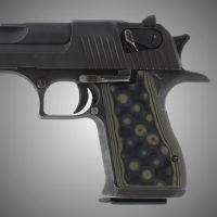 Hogue Desert Eagle Pistol Grip G-10