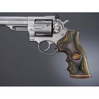 Hogue Ruger GP100/Super Redhawk Handgun Grip Lamo Camo No Finger Groove Big Butt 80434