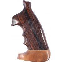 Hogue S&W N Rd. Handgun Grip Conver. Coco Bolo Big Butt Checkered 25825