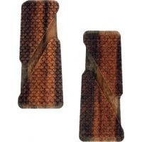 Hogue Hybrid Insert Gun Grip - Goncalo Alves - Fishscale 45075
