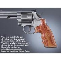 Hogue Taurus 85 Handgun Grip Tulipwood Stripe Cap 67720