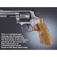 Hogue Detective Special Handgun Grip , Goncalo No finger Groove 48210