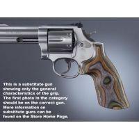 Hogue S&W N Rd. Handgun Grip Conver. Lamo Camo No Finger Groove 25412