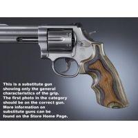 Hogue Ruger Speed-Six Handgun Grip Lamo Camo Top Finger Groove 88450