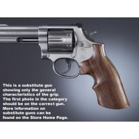 Hogue Ruger GP100/Super Redhawk Handgun Grip Pau Ferro Top Finger Groove 80350