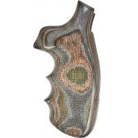 Hogue S&W N Rd. Handgun Grip Lamo Camo Checkered 25401