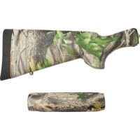 Hogue Remington 870 OverMolded Shotgun Stock kit with forend Hardwoods 08412
