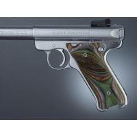 Hogue Ruger MK II Handgun Grip Lamo Camo Right Hand Thumb Rest 82460