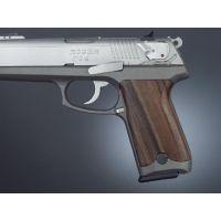 Hogue Ruger P94 Handgun Grip Rosewood 94910