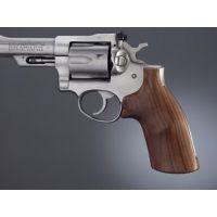 Hogue Ruger Security Six Handgun Grip Pau Ferro No Finger Groove 87310
